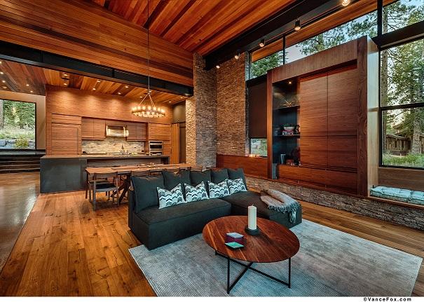 Martis Camp 241 Living Room