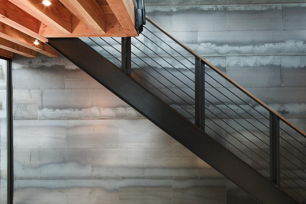 Martis Camp 246 Custom Stairway