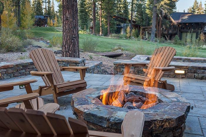 Martis Camp - Lot 257 - Fireplace