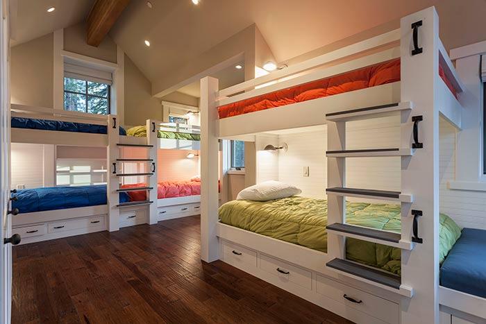 Martis Camp - Lot 257 - Bunk Room