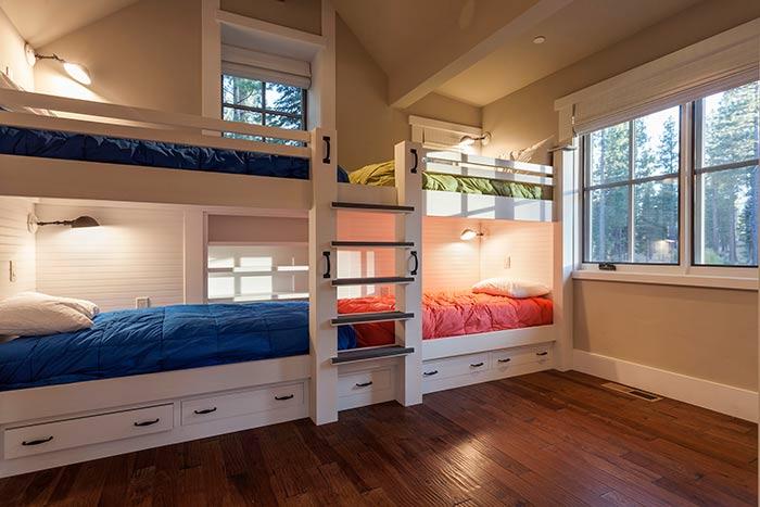 Martis Camp - Lot 257 - Bunk Room2