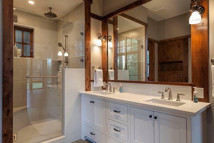 Martis Camp - Lot 257 - Bathroom Shower