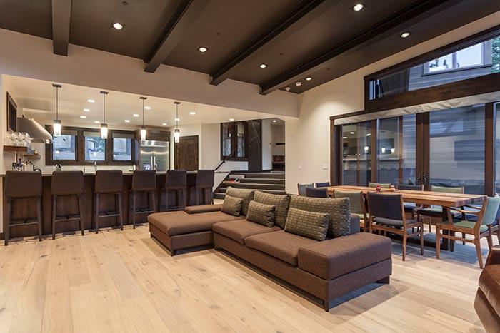 Martis Camp - Lot 365 - Living Room