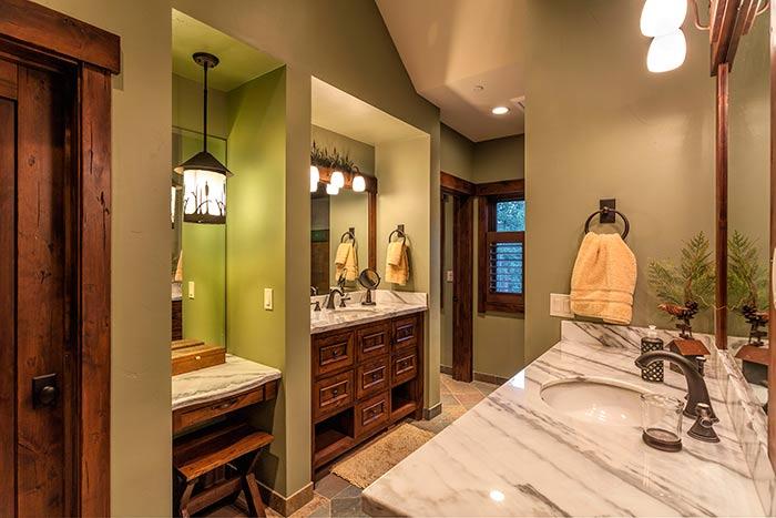 Martis Camp - Lot 270 - Bathroom 2