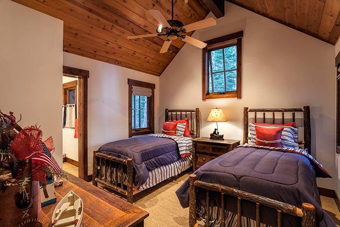 Martis Camp - Lot 270 - Bedroom